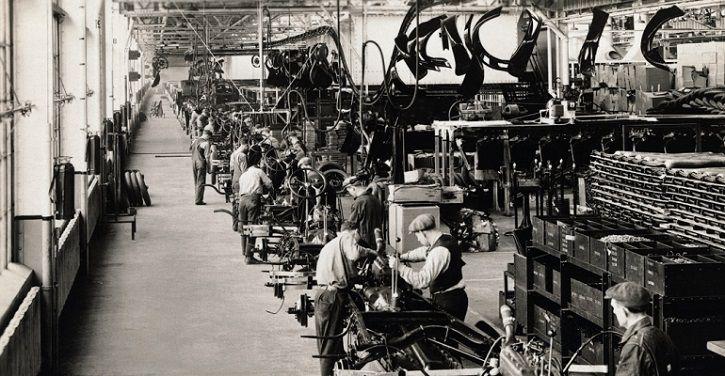 Sanayi Devrimi Tarihi